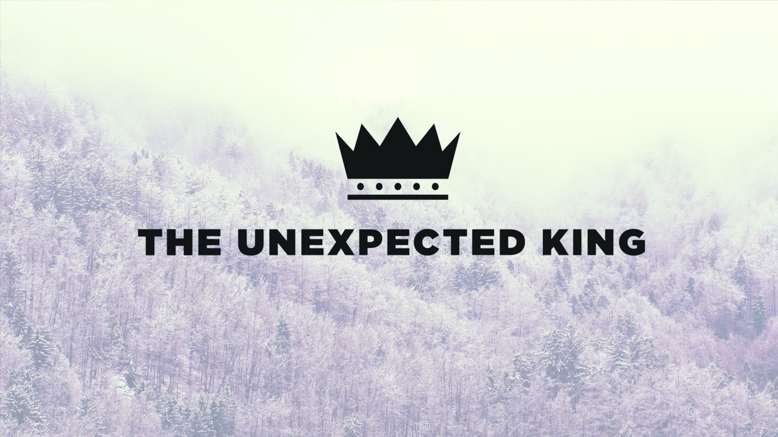 The Unexpected King // 30 Thousand Feet Christmas // David Newman