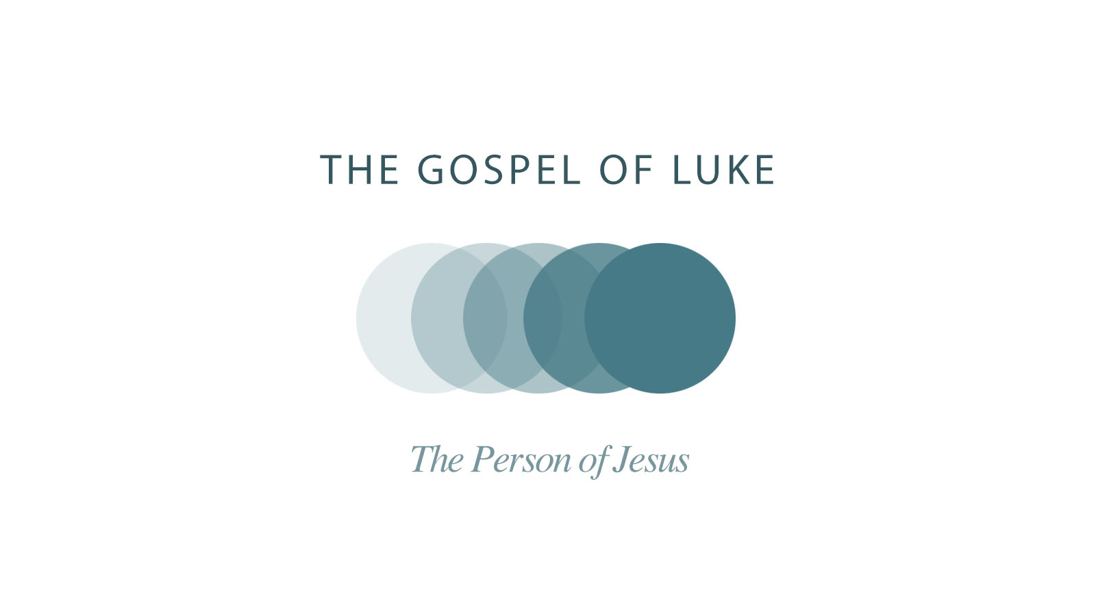 The Gospel of Luke // Luke 4:14-30 // Jesus Fills // David Newman