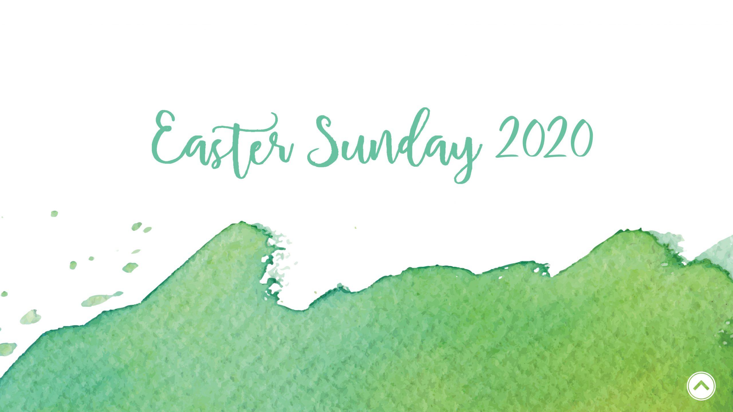 Easter Sunday // Easter Shalom // John 20 // David Newman