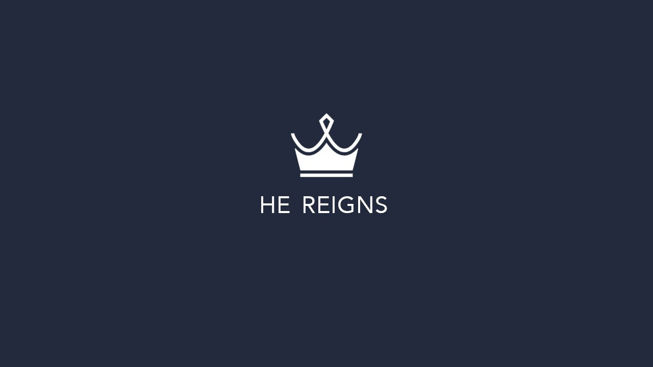 He Reigns // He Reigns Over the Enemy // Revelation 12 // Carl Johnson